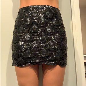 Tobi Mini Skirt, new with tags